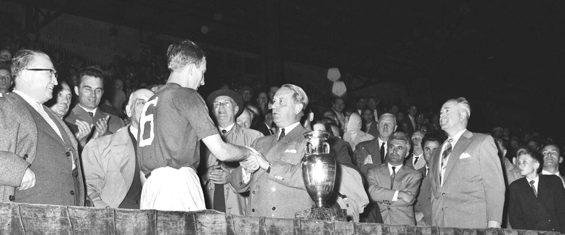 60 лет победе сборной СССР на первом ЕВРО!