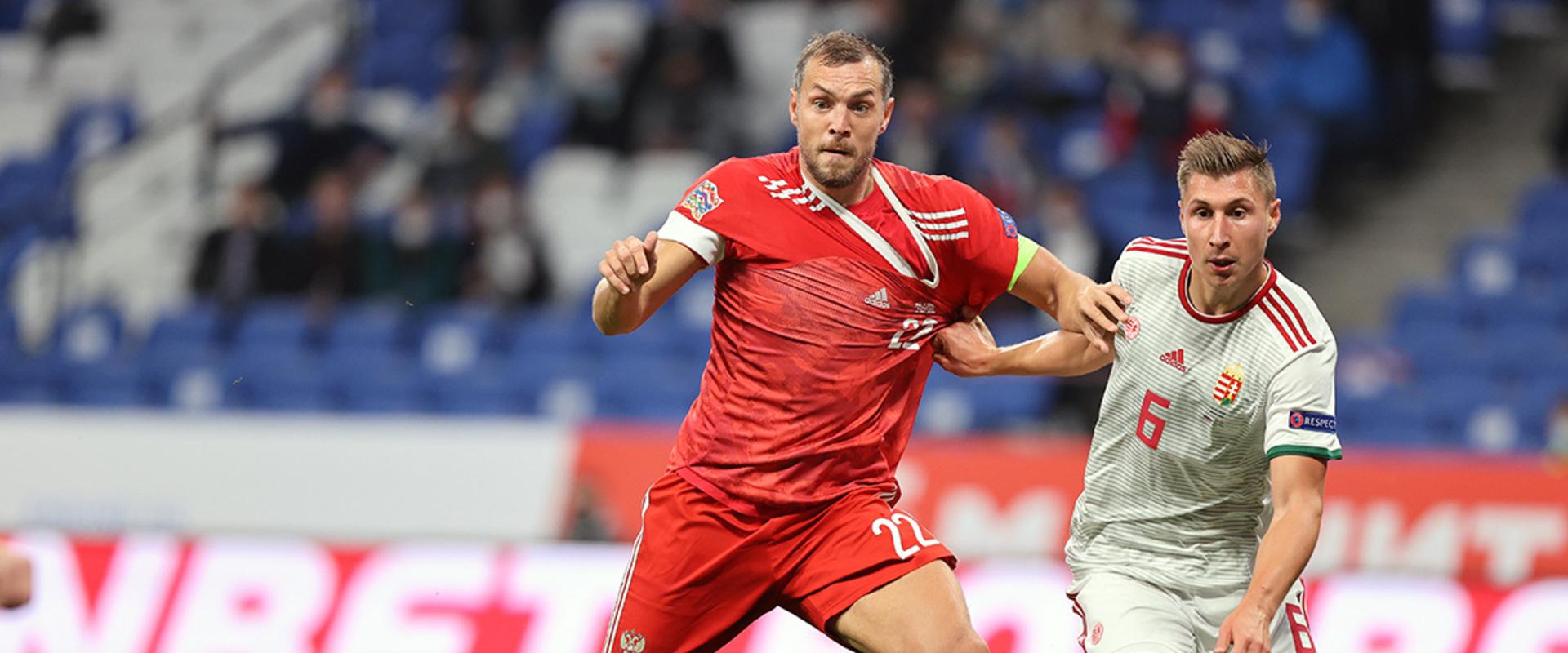Артем Дзюба не сыграет за сборную со Словакией и Словенией