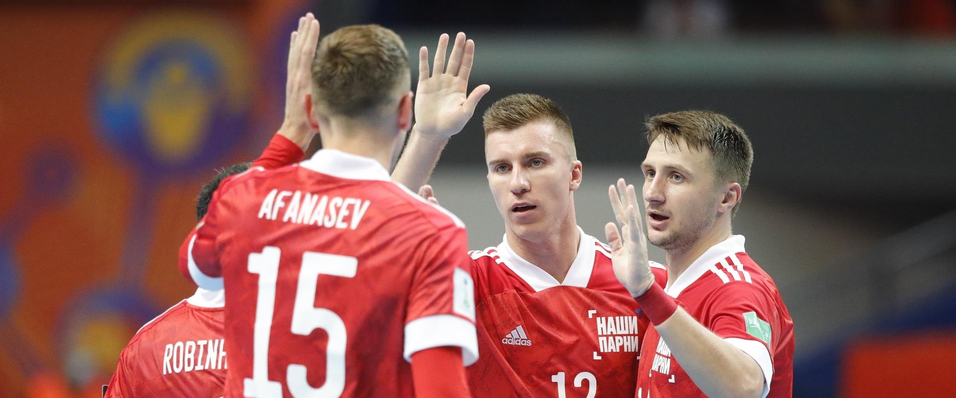 Сборная России узнала соперников по ЕВРО-2022