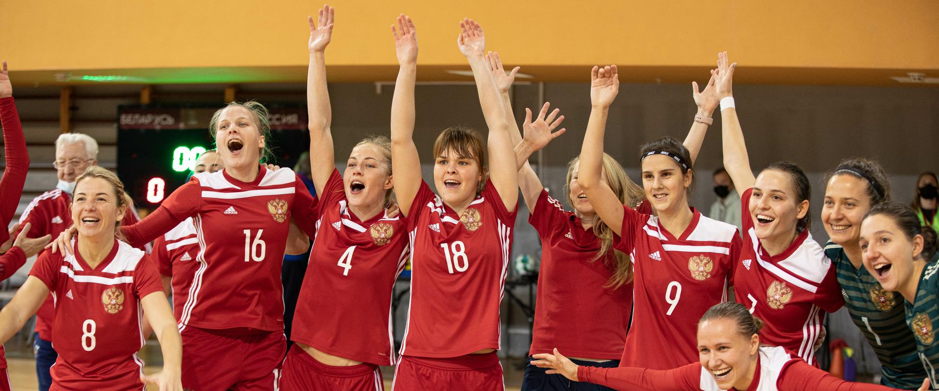 Третья победа в Минске